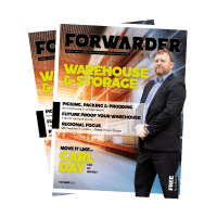 October 2017, 'Warehousing & storage'