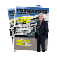 April 2018, 'Project Cargo & Abnormal Loads'