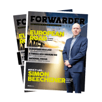 March 2018, 'European Road & Express'