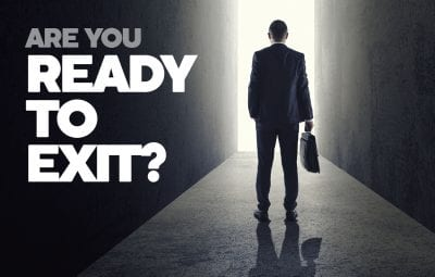 Are you ready to exit?
